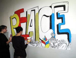 Dugatehna mladi i grafiti srednja građevinska škola mostar