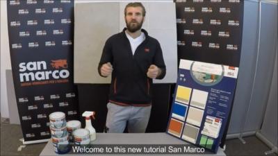Video Rigenera boja za keramičke pločice